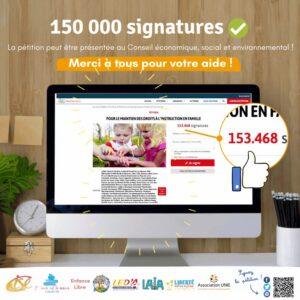 Read more about the article Liberté d'instruire en famille menacée :  les associations saisissent le CESE